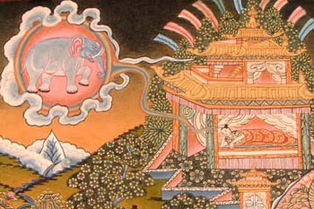 Queen Maya's Dream