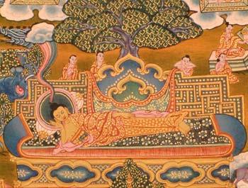 Buddha's Parinirvana