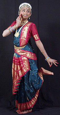A Classical Dancer Enacts the Pricking of a Thorn in the Sole of Her Feet