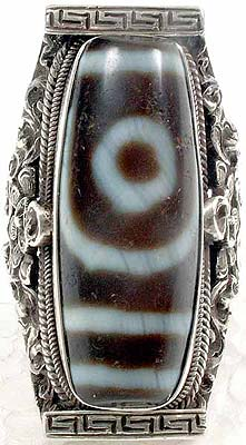 Gzi Ring from Nepal