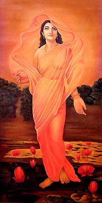 Usha, the Goddess of Dawn