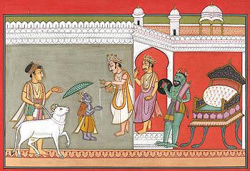 Vaman Avatara of Shri Vishnu