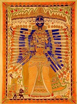 Vishvarupa, The Cosmic Man as Envisaged in the Bhagavad Gita