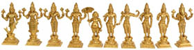 La Via Vaisnava, seguendo Krishna inteso come Vishnu Zci83