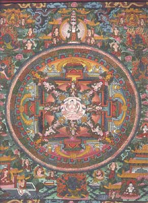 The Mandala - Sacred Geometry and Art