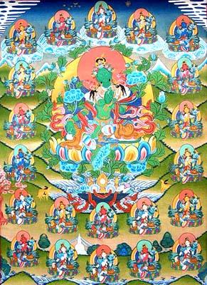 Tibetan Goddesses