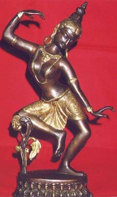 Dance of Goddess Parvati