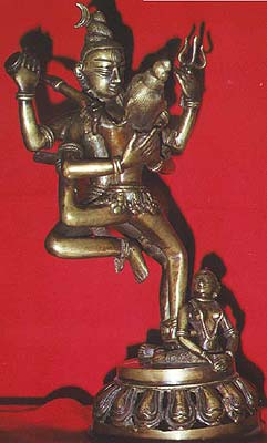 Goddess Parvati and Lord Shiva