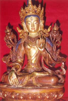 Buddhist Sculptures from Nepal