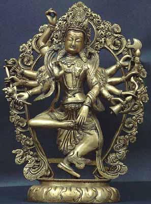 Shiva's Taandava