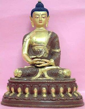 Spiritual Superman (Virasana Buddha)