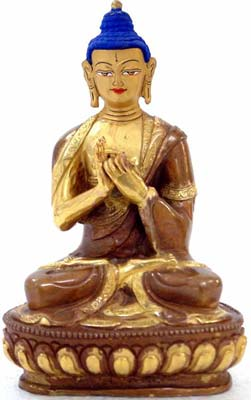 The Buddha Vairochana
