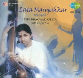 Lata Mangeshkar Recites the Bhagwad Geeta (Audio CD)