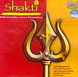 Shakti - Invoke the Goddess of Power & Benevolence… (Audio CD)