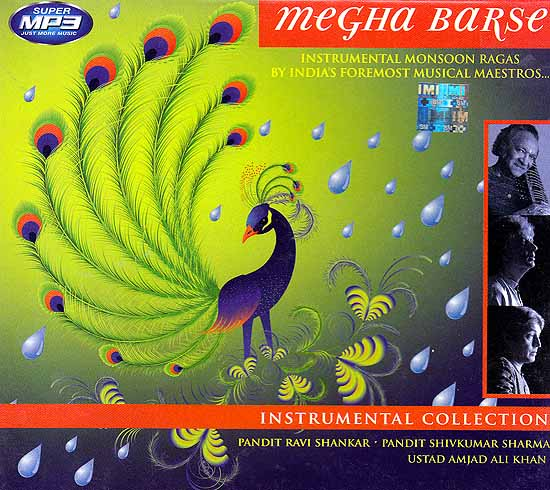 Megha Barse (Instrumental Monsoon Ragas By Indian's Foremost Musical Maestros)(MP3) .