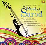 The Best of Sarod (From the Archives of Saregama HMV) (Audio CD)