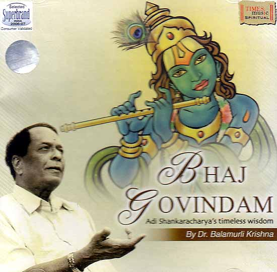 Bhaj Govindam: Adi Shankaracharya's Timeless Wisdom (Audio CD)