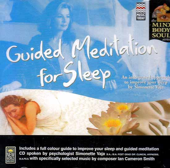 Sleep meditation audio guided access