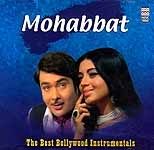 Mohabbat:The Best of Bollywood Instrumentals (Audio CD)