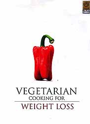 SVegetarian Cooking For Weight Loss (DVD)