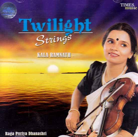 Twilight Strings: Raga Puriya Dhanashri (Audio CD)