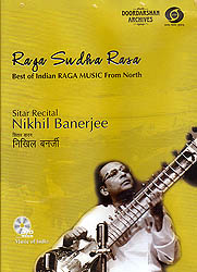 Raga Sudha Rasa: Best of Indian Raga Music From North: From the Archives of Doordarshan (DVD)