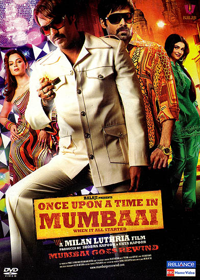 Once Upon A Time In Mumbai - MP3 Download