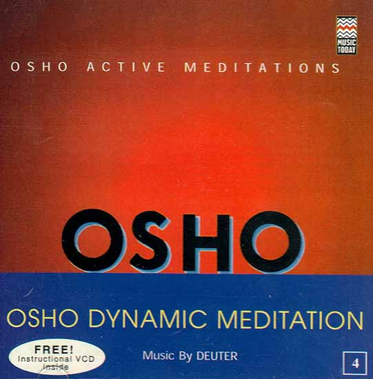 osho dynamic meditation cd