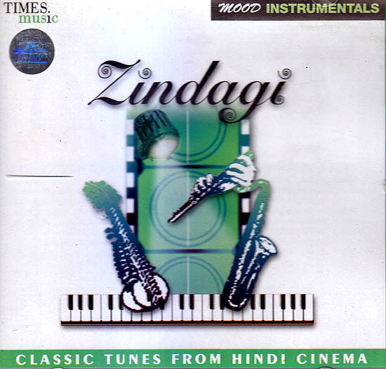 Zindagi: Mood Instrumentals (Audio CD)