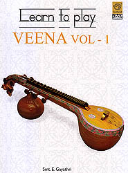 Learn To Play Veena Vol. 1 (DVD)