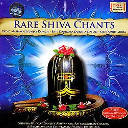 Rare Shiva Chants (Free Maha Mritunjay Yantra Inside) (Audio CD)