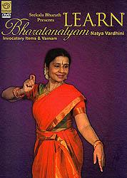 Learn Bharatanatyam: Natya Vardhini - Invocatory Items & Varnam (DVD)