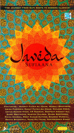 Javeda: Sufiaana (Set of 5 Audio CDs)