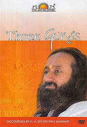 Three Gunas: Discourses by H.H. Sri Sri Ravi Shankar (Set of 2 DVDs)