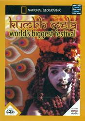 Kumbh Mela World's Biggest Festival (DVD)
