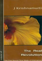 J. Krishnamurti: The Real Revolution (Volume 2) (DVD)