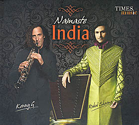 Namaste India (Audio CD)