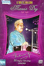 "Ultimate Unremix ""Manna Dey"": Original Videos of Hindi Film Songs (Set of 2 DVDs)"