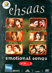 Ehsaas (Emotional Songs): Original Videos of Hindi Film Songs (DVD)