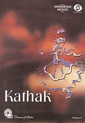 Kathak (Vol-I): From Doordarshan Archives (With Booklet Inside) (DVD)