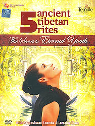 5 Ancient Tibetan Rites: The Secret to Eternal Youth (With Booklet Inside) (DVD)