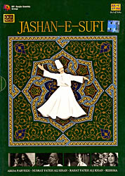 Jashan-E-Sufi (Set of 2 CDs)
