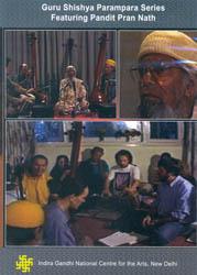 Guru Shishya Parampara Series Featuring Pandit Pran Nath (DVD)