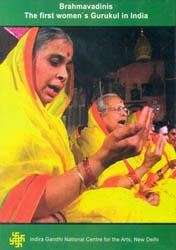 Brahmavadinis The first women's Gurukul in India (DVD)