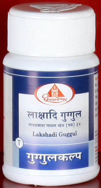 Lakshadi Guggul (Sixty Tablets)