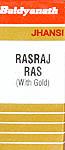 Rasraj Ras (With Gold)