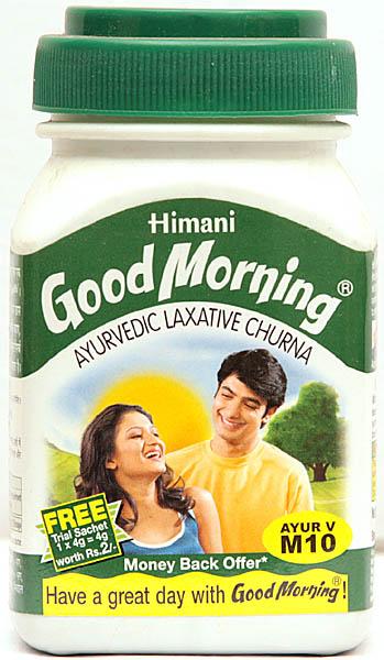 Himani Good Morning (Ayurvedic Laxative Churna)