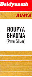 Roupya Bhasma (Pure Silver)
