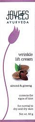 Wrinkle Lift Cream Almond & Ginseng