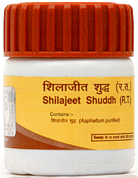 Shilajeet Shuddh (R.T.)
